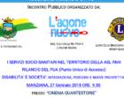 """""""Disabilità e Società: integrazione, percorsi e nuove prospettive"""": incontro pubblico al Quantestorie di Manziana il 27 gennaio"""