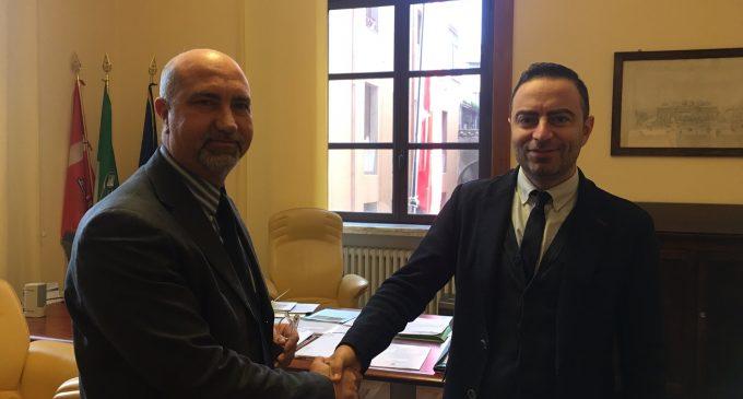 E' Francesco Loricchio il nuovo Segretario generale della Provincia di Viterbo