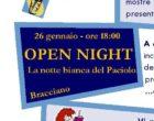 """""""Open Night"""" al Paciolo: mostre fotografiche, incontri coi docenti e degustazione di prodotti locali"""