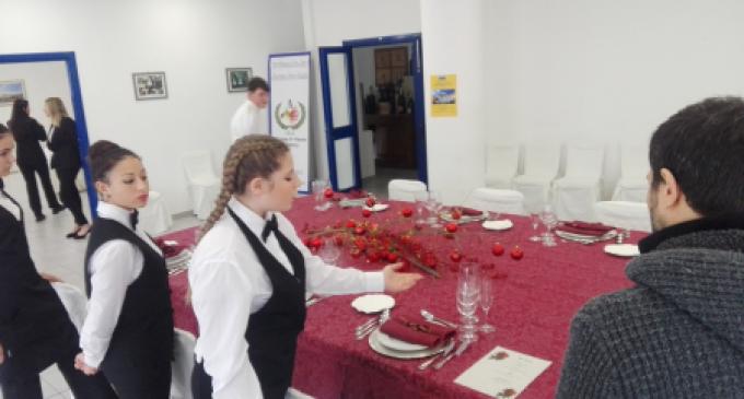 Secondo open day dell'Istituto alberghiero di Ladispoli. Porte aperte il 14 gennaio