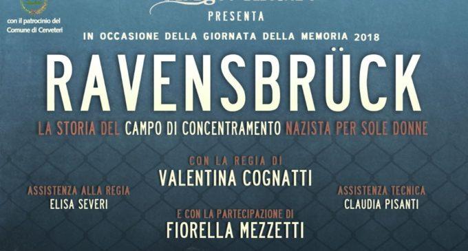 Cerveteri, il Giorno della Memoria lo spettacolo teatrale 'Ravensbruck'