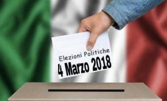 Elezioni politiche 2018: il prossimo 4 marzo la corsa al Parlamento alla Regione Lazio