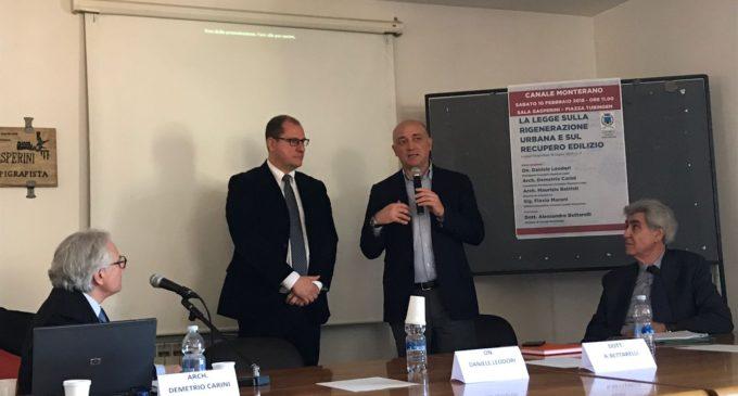 Canale Monterano: l'Amministrazione Comunale pronta a recepire la legge sulla Rigenerazione Urbana