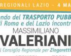 Il mondo del trasporto pubblico incontra Massimiliano Valeriani (PD)