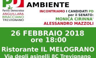 Partito Democratico: incontro con i candidati Monica Cirinnà e Alessandro Mazzoli