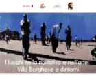 Cultura. 'Atlante Letterario di Villa Borghese', mercoledì 21, alla Biblioteca Europea di Roma