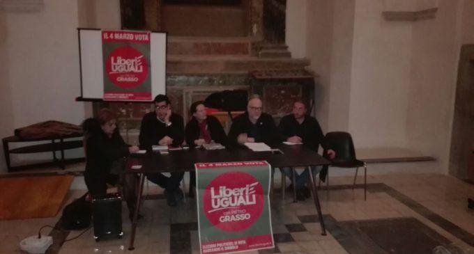 """Bracciano (LeU): primo appuntamento ieri con un convegno su """"Sanità, Accoglienza e Assistenza"""""""