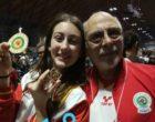 Cerveteri, Alice Cortopassi si laurea Campionessa Italiana