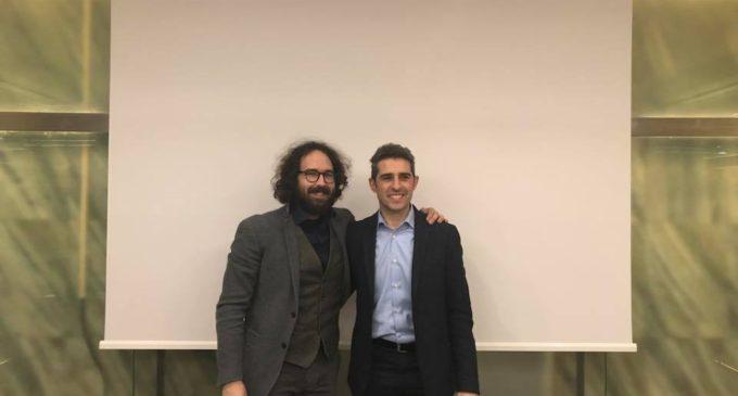 """Alessio Pascucci e Federico Pizzarotti coordinatori di """"Italia In Comune"""""""