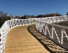 """La passerella sul Sanguinara sarà il """"Ponte della Scorta"""": l'omaggio di Ladispoli in ricordo della strage di via Fani"""