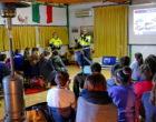 """""""Un Volo Sulla Sicurezza"""". Incontri con gli alunni del 205° Circolo Didattico di Anguillara"""