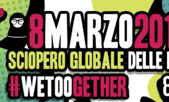 8 marzo sciopero globale delle donne: adesione di Asia Argento al corteo di Roma