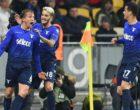 Due calci d'angolo e la Lazio vola ai quarti di Europa League