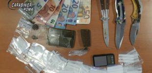 Vendeva droga ai minorenni di Bracciano: arrestato giovane pusher