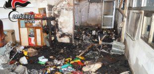 Scuole in fiamme a Civitavecchia, i carabinieri fermano un minorenne
