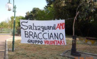 Salvaguardiamo Bracciano: inarrestabili e instancabili volontari