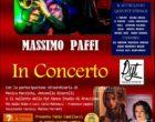 """Il Maestro Massimo Paffi in concerto """"Magiche Notti"""" si esibisce con le sue canzoni"""