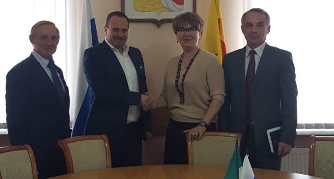 """Ladispoli, Mataloni: """"Sempre più stretti i rapporti commerciali  tra Ladispoli e la Federazione Russa"""""""