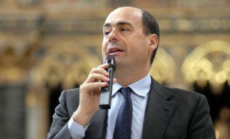 Zingaretti: Governo spregiudicato ma incapace: muoviamoci per l'alternativa