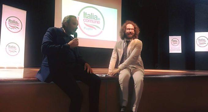 'Italia in Comune' si presenta a Bari: alla convention i sindaci e gli amministratori locali che hanno aderito al progetto