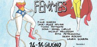 Festival di fumetti e illustrazioni di Tuba. Libreria delle donne di Roma