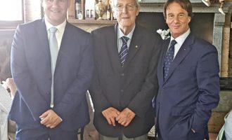 PRESTO UN PATTO DI AMICIZIA TRA CANALE MONTERANO E BAGNOREGIO