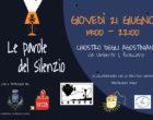 """L'Associazione culturale """"Laputa"""" allestirà uno scaffale di libri presso il Chiostro degli Agostiniani il 21 giugno"""