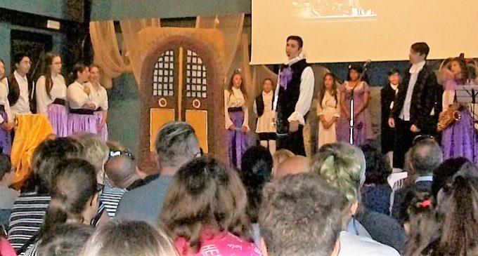 """Ladispoli, la scuola C. Melone in scena con """"Rigoletto"""""""