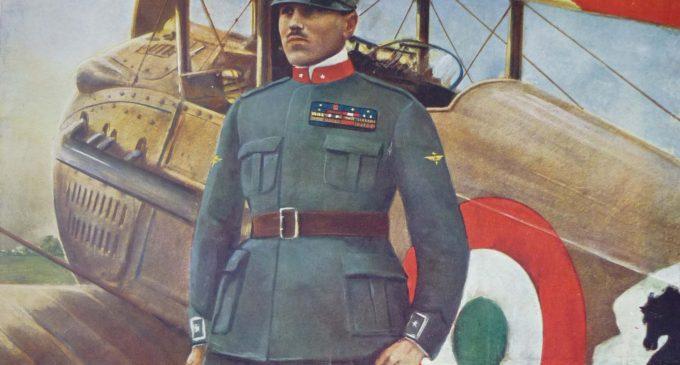 Canale M., cent'anni dalla scomparsa di Francesco Baracca: martedì 19 giugno l'omaggio dell'ass. naz. arma di cavalleria