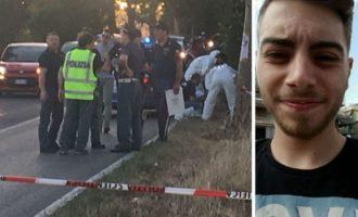 Trovato morto Matteo Barbieri, ragazzo di Anguillara scomparso nove giorni fa.