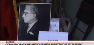 CANALE MONTERANO: CARDILE RICORDA IL MAESTRO EUGENIO D'AIUTO