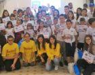 Roma. La giornata mondiale del bambino festeggiata all'Accademia di Romania.