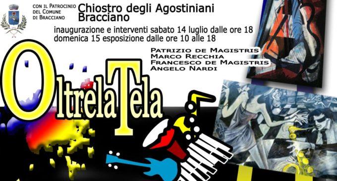 """Un weekend """"OltrelaTela"""" al Chiostro degli Agostiniani di Bracciano"""