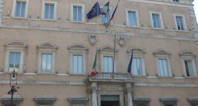 Consiglio metropolitano per discutere le variazione di bilancio di Previsione finanziario 2018/2020