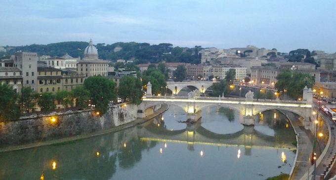 Appuntamenti sul Tevere a Roma e Fiumicino