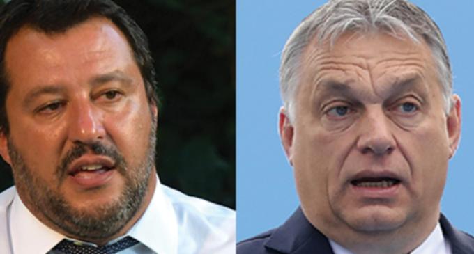 Zingaretti: Orban è contro gli interessi degli italiani.