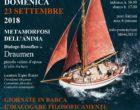 """Al porto di Civitavecchia, il 23 Settembre """"Velosofia"""": un' esperienza filosofica sul mare."""