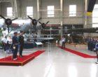 Oggi a Vigna di Valle cerimonia per il cambio di comando all'Aeroporto