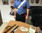 """Compagnia carabinieri di bracciano: pregiudicato arrestato alla discoteca """"the country house"""" , per possesso di armi e droga"""