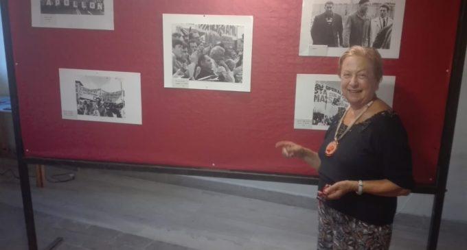 Manziana, una mostra fotografica per ricordare il sindaco Picciurro e rivivere i conflitti degli anni '70