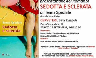 Cerveteri, Ileana Speziale presenta 'Sedotta e sclerata'
