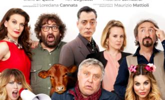 """Il 4 Ottobre ore 21 al Cinema Quantestorie di Manziana proiezione  del film """"Non è vero ma ci credo"""", sarà presente il cast del film."""