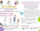 """Ladispoli. Lunedì 10 settembre il """"Laboratorio Art & English"""""""