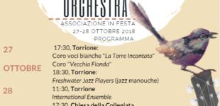 Anguillara, 30 anni di Scuola Orchestra