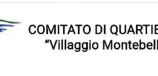 Comitato Villaggio Montebello: Inaccettabile ordinanza del Sindaco su Montebello