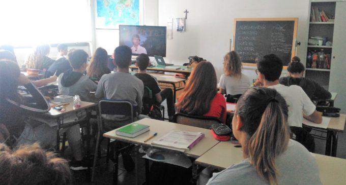 Le impressioni degli alunni della Corrado Melone alla vista del documentario sull'anniversario del rastrellamento del ghetto ebraico di Roma