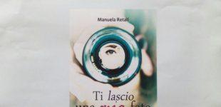 """Anguillara, 27 Ottobre alla Biblioteca comunale """"A. Zucconi"""" presentazione del libro """"Ti lascio una mia foto"""""""