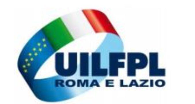 """Lettera della UILFPL Roma e Lazio """"Segnalazione criticità amministrative-gestionali-contabili nel Comune di Bracciano."""""""