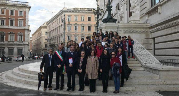 Canale Monterano: le scuole in visita a Montecitorio