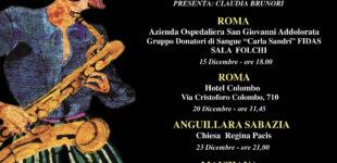 St John's Singer: grande attesa per il concertodi Capodanno a Manziana. Vocalist Fatimah Provillon
